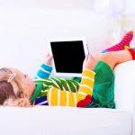 Femåringens 5 favorittbøker på nettbrett